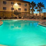 Holiday Inn Express Barstow Swimming Pool