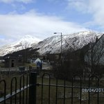  Crianlarich, nearby village
