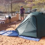 Page - Lake Powell Campgroundの写真