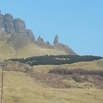 Nearby The Old Man of Storr
