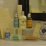L'Occitane en Provence Bath products