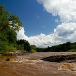 The Bua River in Nkhotakota Wildlife Reserve