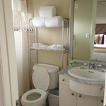  En-suite bathroom to second bedroom