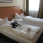 Photo de InterCityHotel Bremen