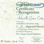 Our NC Green Certification