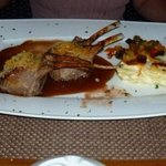  lamb sirloin, my favourite!