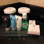  Twelfth &quot;executive&quot; floor bathroom amenities