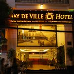  Front of May De Ville Hotel