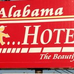Alabama Hotel~The Beautiful