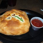  Stuc&#39;s Special Calzone