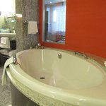 Crowne Plaza Zurich Relax Suite bathroom