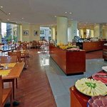 Normal Tryp Gran Via Restaurant