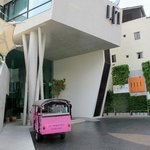  the pink Tuk Tuk