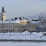  Winter view of Oulu