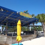Lulu's Bar and Grill.  Jimmy Buffet's Sister