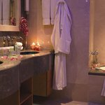 Bathroom at Marina Hotel Kuwait