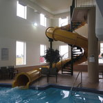  Fastest waterslide in Lethbridge!