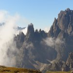  Cadini di Misurina from Lavaredo
