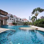  Village Residence Clarke Quay Pool
