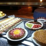 patisserie buffet