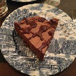 The Chocolate Tart that brought a tear to my eye!