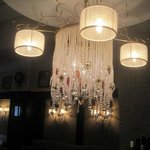  Beautiful Lights in the bar/restaurant