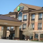 Foto van Holiday Inn Express Hotel & Suites Richfield