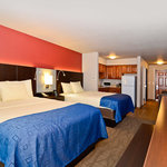 Extended Stay Suite 2 Queen