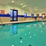 Take time to indulge in our heated indoor pool