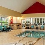  Indoor Pool &amp; Patio Area