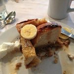 creme brûlée French toast. get there early so they don't run out!