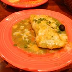 pork enchilada