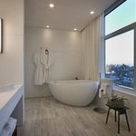 Penthouse Loft Bathroom