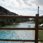 Piscina do Resort