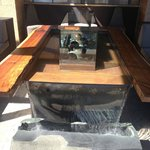 Cool Water Feature Bardessona