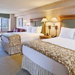 Double Queen Mountain View Room