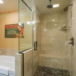  Fireplace Suite Shower