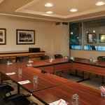Our second floor meeting rooms are perfect for small meetings!