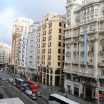  Vista a la Gran Via
