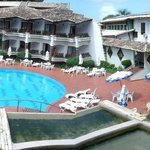  Panormica da Piscina