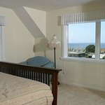 Oceansong Master Bedroom & View