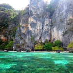  70m Multi-Pitch Hin Tak, Monkey Beach
