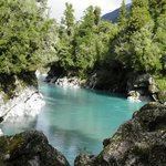 Nearby Hokitika Gorge