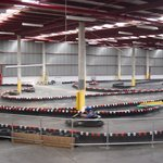 Formula E Indoor Raceway