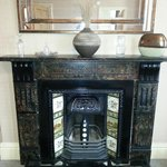 Victorian Fireplace in Room 2