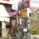  shop &amp; bicycles for rent