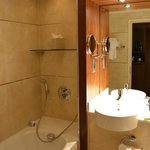 Bathroom - over bath and basin