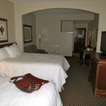 Hampton Inn Bedford - Burlington resmi