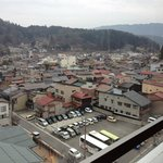  View from outdoor onsen