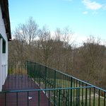  Blick vom Balkon